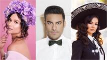 Natalia Jiménez, Carlos Rivera y Lupita Infante rendirán tributo a Julio Iglesias y Pedro Infante la noche de Latin GRAMMY