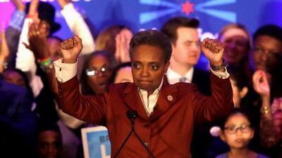 Chicago elige a su primera alcaldesa negra y abiertamente lesbiana