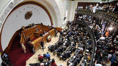 Máximo tribunal de Venezuela sepulta la recién nacida ley de amnistía para opositores presos