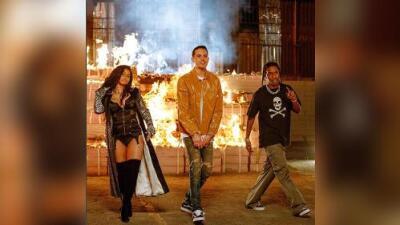 G-Eazy debuts 'No Limit Remix' music video