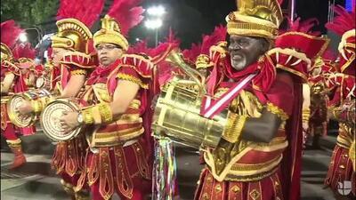 Un carnaval con la amenaza del virus del Zika