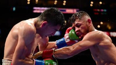¡Guerra mexicana! Leo Santa Cruz vs. Abner Mares II en el Staples Center de Los Ángeles