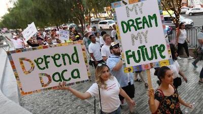 Estudio estima que cada día, 122 dreamers pierden el amparo de DACA en EEUU
