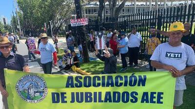 Uniones buscan que se declaren nulas las decisiones de la Junta de Supervisión Fiscal