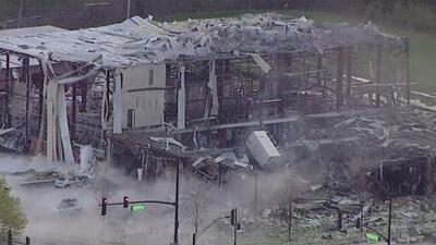 Demandan a la compañía de siliconas que explotó y causó la muerte de cuatro personas en Waukegan