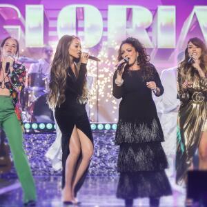 El tributo a Gloria Estefan a ritmo de 'Conga' con Leslie Grace, Kany García y Ximena Sariñana