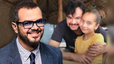 Aleks Syntek quiere que le pongan a sus hijos Mozart y Bach en la escuela en lugar de música de moda