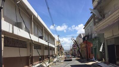 Puerto Rico no es un desastre natural