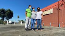 Otra familia trabajadora de San José pierde su camión de comida en un robo