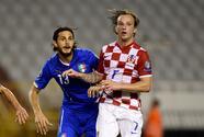 Ivan Rakitic anunció su retiro de la selección de Croacia