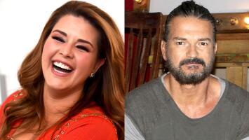Alicia Machado reveló que tuvo una relación extramarital con Ricardo Arjona durante 9 años
