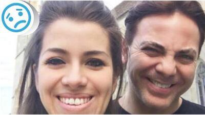 La suegra de Cristian Castro se pasa de indiscreta y dice que su hija se deprimió por la ruptura