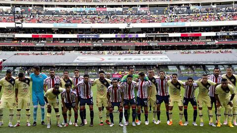 América le devolvería el favor a Chivas en la Supercopa MX