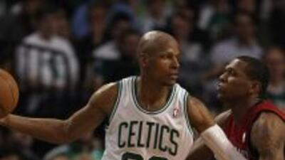 Boston reaccionó ante Miami; los Celtics vencieron al Heat 97-81