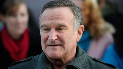 Muerte de Robin Williams estuvo relacionada a una enfermedad mental