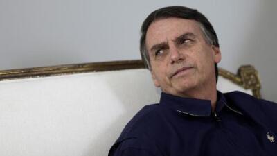 Bolsonaro quiere que su ministro de Justicia sea el juez que envió a la cárcel al expresidente brasileño Lula Da Silva