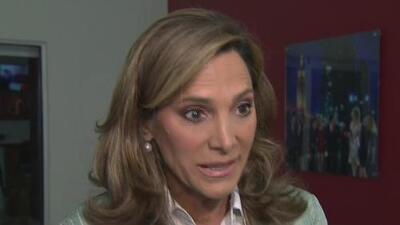 María Elvira Salazar relanza su campaña política centrándose en Venezuela