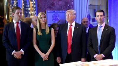 La Fiscalía de Nueva York demanda a la Fundación Trump por violar leyes de campaña electoral