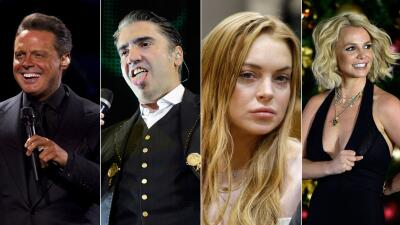 En fotos: Alejandro Fernández y otros famosos que se pasaron de copas y fueron vistos en público