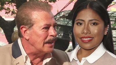 """Sergio Goyri no se va a """"estar fustigando a diario"""" por sus comentarios sobre Yalitza Aparicio"""