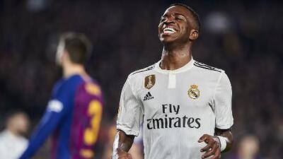 ¡Opinión! Real Madrid vs. Barcelona: Vinicius tiene que hablar es jugando