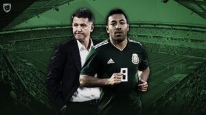 """Marco Fabián: """"Juan Carlos Osorio es un genio"""""""