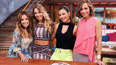 Girl talk: Karla, Ana Patricia y Satcha investigaron si Ximena Córdoba tiene celulitis