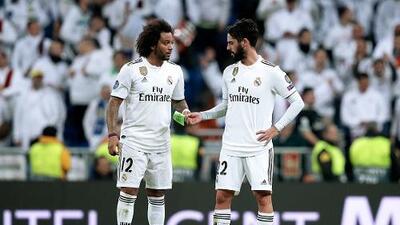 Ya se nota la mano de Zidane: Isco y Marcelo fueron trabajar a Valdebebas en su día libre