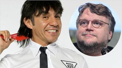 """Adrián Uribe le pidió trabajo a Guillermo del Toro: """"Aunque sea de monstruo"""""""