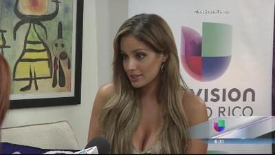 Aleyda Ortiz habla del fin de Sábado Gigante