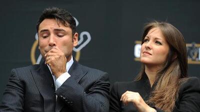 Oscar de la Hoya le da un nocaut a su matrimonio con la cantante retirada Millie Corretjer