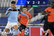 Lazio clasifica de forma angustiosa tras empatar con Brujas