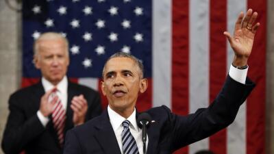 Los dardos contra Trump y Cruz del último Estado de la Unión de Obama