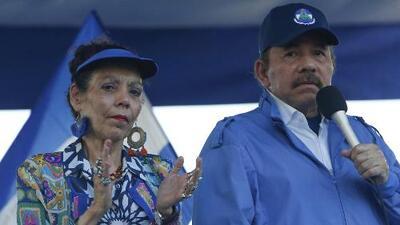 Trump congela los bienes de la esposa del presidente de Nicaragua, Daniel Ortega
