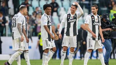Cristiano Ronaldo y la categórica frase con la que ratificó su continuidad en la Juventus