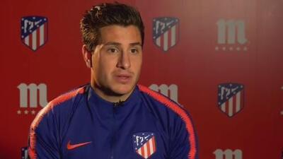 José María Giménez habló de su lesión y la actualidad del Atlético de Madrid