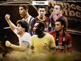 ¡Balón de Oro Dream Team! El mejor XI de la historia del futbol