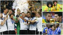 Estos han sido los últimos seis campeones de la Copa Confederaciones