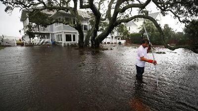 Se esperan más órdenes de evacuación en Carolina del Norte debido a las fuertes lluvias en la zona