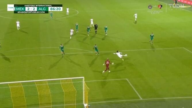 ¿Qué gol de Lainez te gustó más? ¿Ante el Rennes o Argelia?