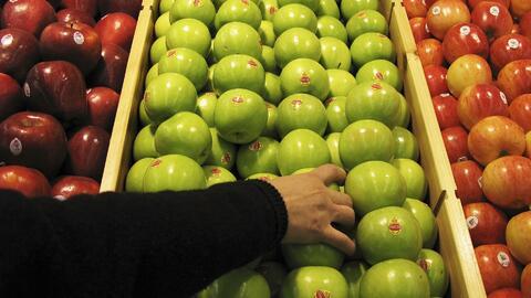'Un Minuto Contigo': la manzana es un elemento vital en la alimentación de tus hijos, según expertos