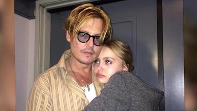 Johnny Depp está orgulloso de la sinceridad de su hija