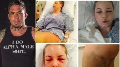 Exluchador de artes marciales War Machine es sentenciado a prisión de por vida por asaltar a su exnovia