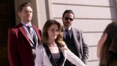 Victoria, Adrián y Roberto enfrentaron las amenazas de un alguacil en Estados Unidos