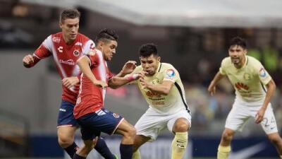Cómo ver Veracruz vs. América en vivo, por la jornada 4 de la Copa MX
