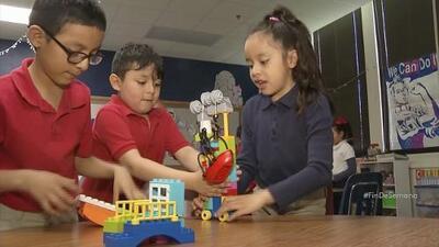 """Mira cómo esta escuela primaria en Texas fomenta el """"aprendizaje profundo"""""""