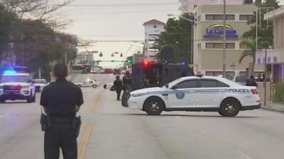 Dejan libre a sospechosa de haber creado falsa alarma sobre supuesta situación de rehenes en Miami