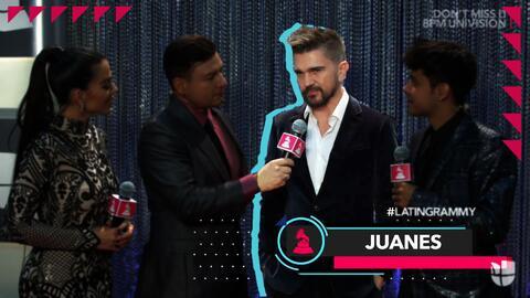 Juanes tiene claro que no hará reggaeton