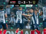 Goles y video: Rayados cumplió el trámite y está en Cuartos de Concacaf