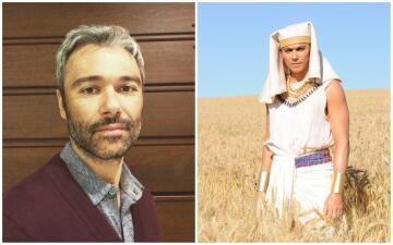 Ángelo Paes Leme protagoniza 'José de Egipto', conoce su trayectoria